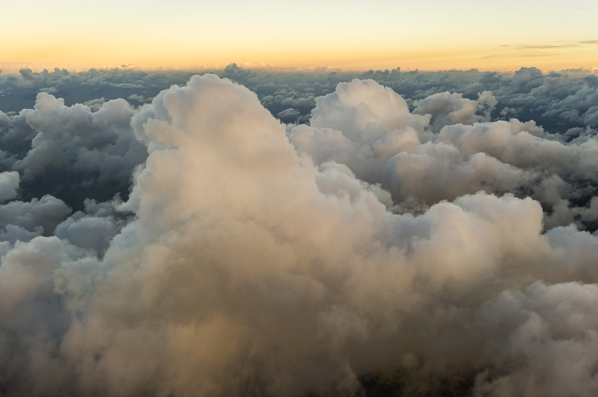 Cumulous Clouds